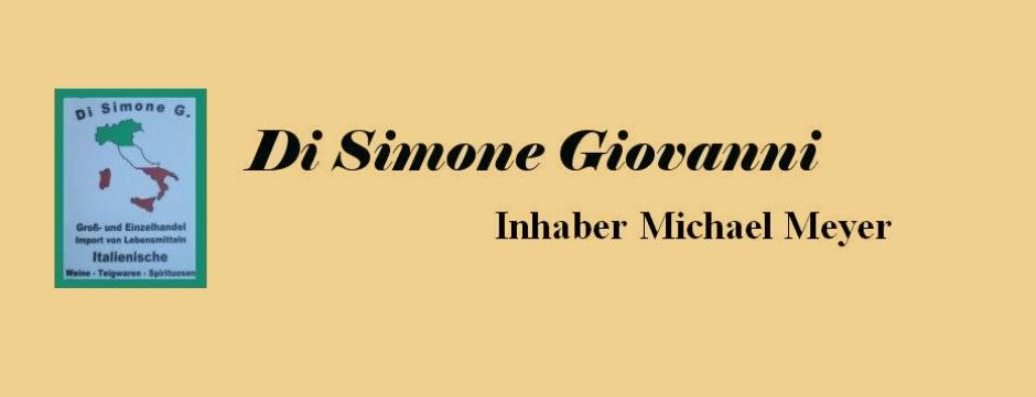 Di Simone Giovanni | Groß- Einzelhandel von Lebensmitteln
