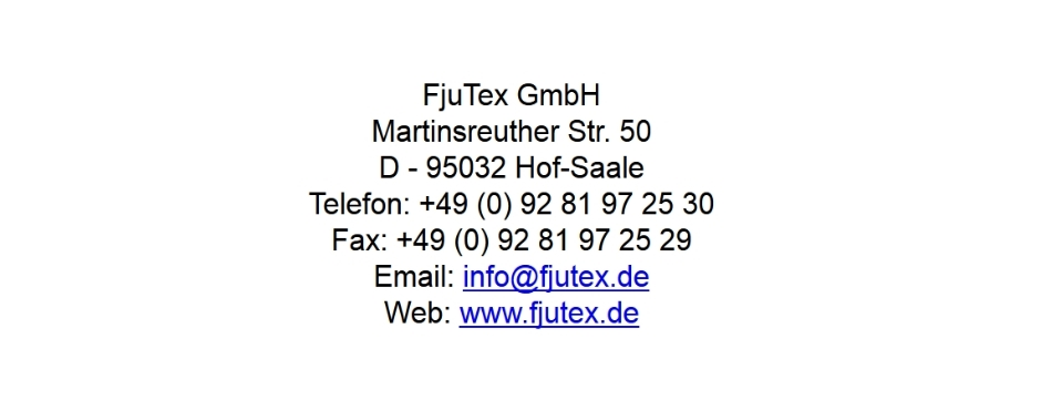 Fjutex GmbH